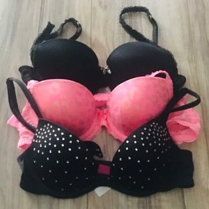 Victoria's Secret & PINK Bra Lot